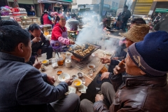 Village Market, Yunnan Province, China